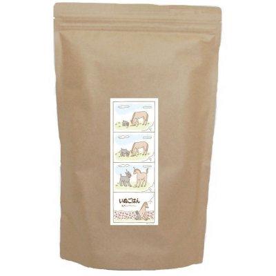 画像1: いぬごはん 馬肉&クランベリー 5kgパック (1kg×5袋)